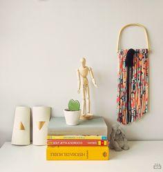 Diy, tapiz sencillo para cuelquier tipo de mano | Decorar tu casa es facilisimo.com
