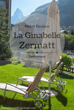 Zermatt, Switzerland Hotel: La Ginabelle | Campfires & ConciergesCampfires & Concierges