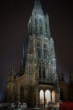 Ulm Minster (tallest church in the world) Ulm, Germany