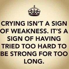 Strong for too long.... #quote