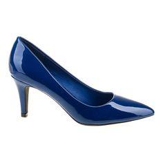 Pantofi Stiletto Cu Toc Mediu Comod Bianca Kitten Heels, Pumps, Shoes, Fashion, Moda, Zapatos, Shoes Outlet, Fashion Styles, Pumps Heels