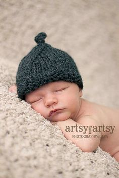 top knot hat  | Baby P Designs