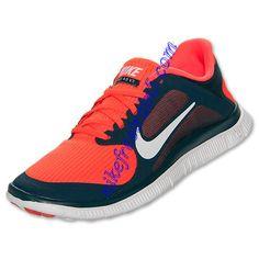 brand new ea086 7a3b3 Nike Free 4.0 V3 Mens Midnight Turquoise White Crimson 579958 318 Nike  Shoes Cheap, Nike