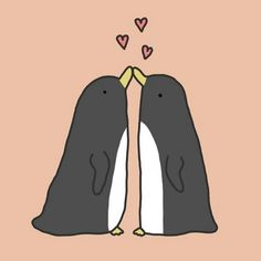 Now this is pure Penguin Love.