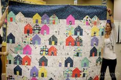 Carrie Bloomston Quilt Market 2015