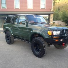 Toyota Land Cruiser FJ80 | Groosh's Garage