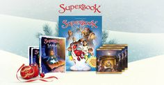 """Do you know who Samuel was? God spoke to him, and because he obeyed God, he became an important judge who encouraged God's people. Get the new Superbook DVD, """"Samuel and the Call of God,"""" and learn why it's important to obey God.  Join the Superbook DVD Club now and receive 2 extra copies of """"Samuel and the Call of God"""" to share with friends, including three copies of """"The First Christmas"""" and an activity book. You'll also receive streaming access to Superbook seasons 1 and 2!"""