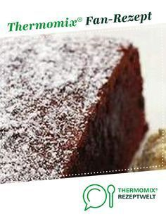 My beloved chocolate cake from Tineoelles. A Thermomix recipe from the category baking sweet on www.de the Thermomix Community. The post My beloved chocolate cake appeared first on Dessert Platinum.