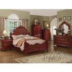 $1299.00  Acme Furniture - Rococo 3 Piece Bedroom Set - 9250Q-3Set