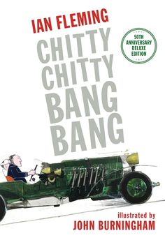 "Published fifty years ago in 1964, Chitty Chitty Bang Bang: The Magical Car introduced the world to the thrilling adventures of the ""crackpot"" Pott family and the flying car with a mind of her own. Chitty Now, to honor half a century of Chitty Chitty Bang Bang, Candlewick Press presents a full-color gift edition ready to zoom straight into hearts of a new generation. 9780763666781 / 9-12 years / GRL U"