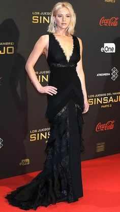 10 Times Jennifer Lawrence Totally Killed It on the Red Carpet ...