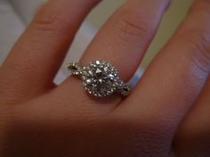 <3 not that i want to get married anytime soon but i love this ring!