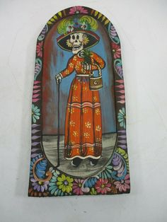 Glaze Paint, Dough Bowl, Mexican Folk Art, Paint Set, Painting On Wood, Making Out, Mexico, Scene, Pottery