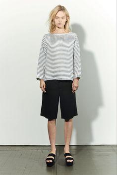Nili Lotan Spring 2015 Ready-to-Wear Collection Photos - Vogue
