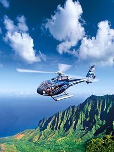 Get great deals on Kauai's best helicopter tours by booking online at Reserve Hawaii. Find the perfect helicopter tour for your Kauai vacation.