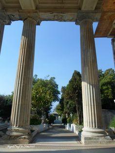 Entrada al Cementerio Nº 1 de Valparaìso