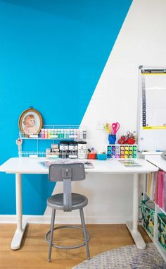 How to Set up a Small Craft Space