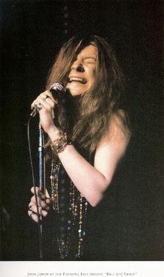 Janis (Photographed by Linda McCartney)