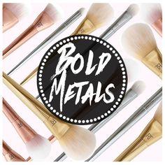 Real Techniques Bold Metals hos iGlow.no