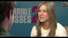 Jennifer Aniston in the most awkward interview ever interviewer pranked