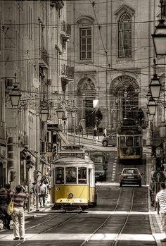 Lisbon, Portugal by sheri