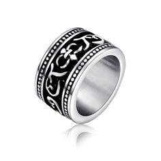 Vikings Gothic Punk Ring