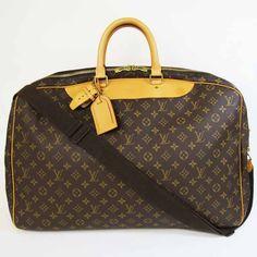【中古】Louis Vuitton(ルイヴィトン)M41392 アリゼドゥポッシュ モノグラム 2way ボストン ショルダー バッグ/耐久性に優れたソフトタイプの旅行用バッグです。付属ストラップは長さ調節可能で女性にも持ちやすいサイズです。/新品同様・極美品・美品の中古ブランドバッグを格安で提供いたします。