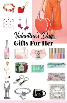 20 Thoughtful Valentines Day Gift Ideas for Her - Best Valentines Day Gifts For Women. Cute stuff for your girlfriends, friends, or wife. Valentines Day Gifts For Friends, Valentine Gifts For Girlfriend, Bff Gifts, Valentine Day Crafts, Love Gifts, Be My Valentine, Gifts For Teens, Gifts For Women, Gift Card Presentation