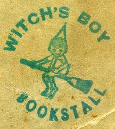 witch's boy bookstall