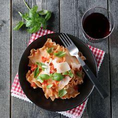 Tomatsaus til pasta