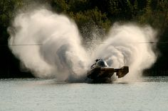 Top Fuel Boat Launch
