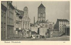 Rostock, Mitte 50er