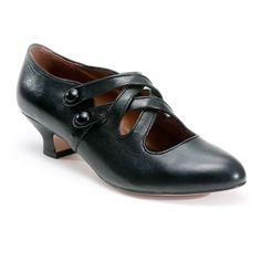 "American Duchess ""Astoria"" Edwardian Shoes"