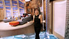Julie Chen gives us a tour of the Big Brother 17 house. Pin or Like if you enjoy the overall theme this season.