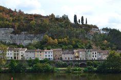 Cahors, France.  www.thirtydaysblog.com