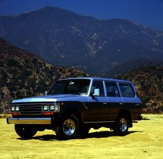 1987 Toyota Land Cruiser FJ62