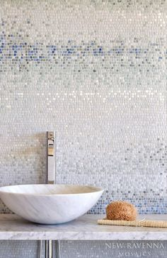 New Ravenna Mistmosaic tiles
