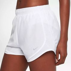 Nike Women& Dry Tempo Core Running Shorts- Size Small - Things to buy - Nike Shorts Outfit, White Nike Shorts, Nike Shorts Women, Nike Tempo Shorts, Shorts Outfits Women, Nike Running Shorts, Sporty Outfits, Nike Outfits, Athletic Outfits