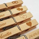 Etsy, Engraved Name Plates, Place Cards, Wedding Ideas, Timber Wood