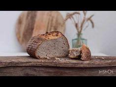 "Kváskový chlieb ""pán božský "" - YouTube Panama, Baked Potato, Potatoes, Bread, Baking, Ethnic Recipes, Youtube, Blog, Panama Hat"