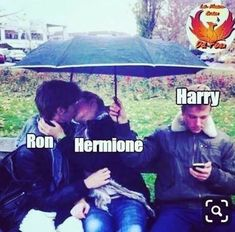 Harry Potter Ron Weasley, Harry Potter Tumblr, Harry Potter World, Ron E Hermione, Memes Do Harry Potter, Images Harry Potter, Mundo Harry Potter, Harry Potter Ships, Harry Potter Fandom