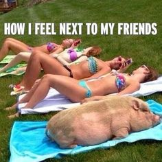 First things first, I would need friends for this to be accurate! However, this applies in general!