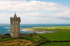 Doonagore Castle, Ireland