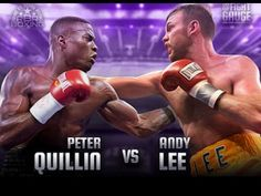 PETER QUILLIN VS ANDY LEE LIVE | Watch Live Stream Online Sports