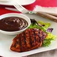 Barbecued Chicken...Splenda or Sugar Free Recipe
