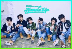 """Boy Story revela MV de """"Handz Up"""" – Kpoppers States Asian Boy Band, Things To Do With Boys, Concert Stage, Dance Poses, Got7 Jackson, Wattpad, Flower Boys, Chinese Boy, Kpop"""