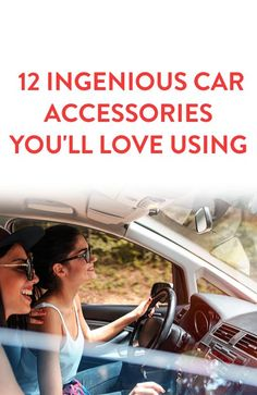12 Ingenious Car Accessories You'll Love Using