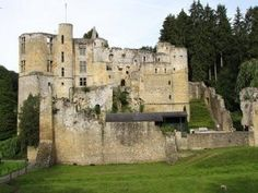 Famous Luxembourg Castles