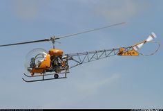 Bell 47G-2 aircraft picture