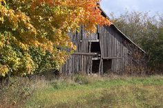 another old barn**